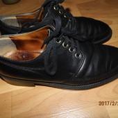(№і564)кожаные фирменные туфли 41 р Германия