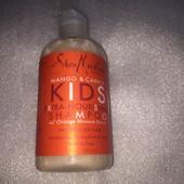 органический шампунь манго-морковь shea moisture оригинал