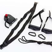 TRX петли подвесные тренировочные с подвижным блоком AF5004A: suspension system