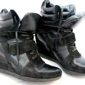 Сникерсы Sharman, ботинки на осень и весну, сапоги осенние, женские мокасины