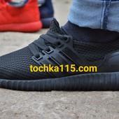 Мужские кроссовки адидас ультра adidas ultra boost black черные