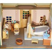 Мебель ванна душ туалет умывальники и с зеркалом полочки принадлежности Happy Family