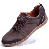 Кеды CAT Nubuck Brown