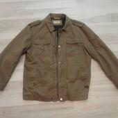 Куртка в стиле милитари Camel Active