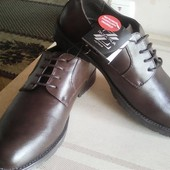 Мужские туфли 45розміру 29см. На широку ногуPlazza Italia