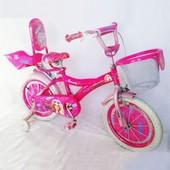Детский двухколесный велосипед Beauty-16