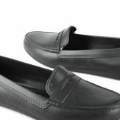 Мокасины/туфли ЭВА(пенка) черные 39