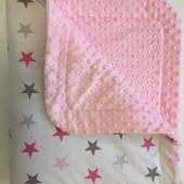 Детское одеяло и подушка для новорожденных