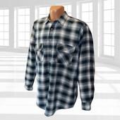 Теплая рубашка в клетку LakeNTrail Сша