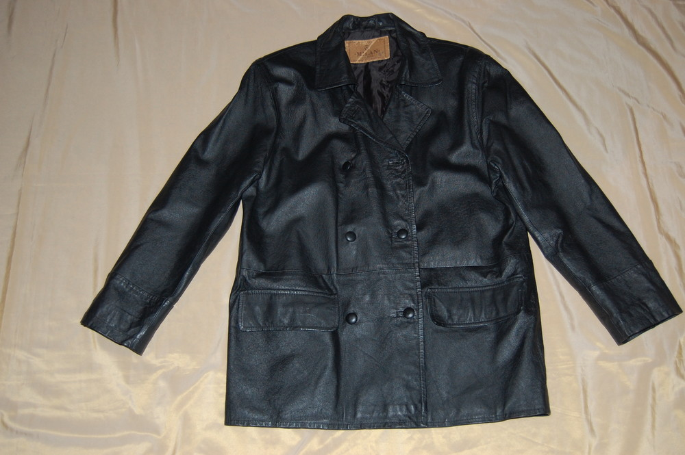 Куртка натуральная - (m) фото №1