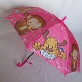 Детский зонт для девочки