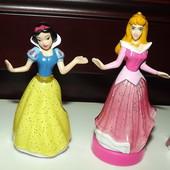принцесса Аврора Белоснежка и Барби
