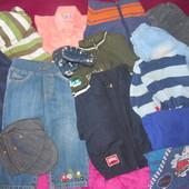 Пакет одежды для мальчика 9-18м.