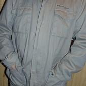 Стильная фирменная демисезонная курточка милитари Casual (кэжуал).хл-2хл .