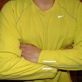 Спортивная фирменная кофта термо футболка Nike.хл-2хл