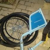 Інвалідна коляска,нова