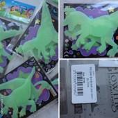 Светящиеся фигурки Динозавры для декора