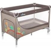 Манеж-кроватка baby design simple