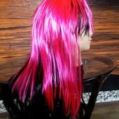 Маскарадный парик новый яркий эффектный