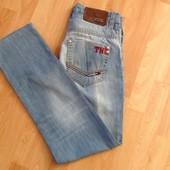 Летние мужские джинсы 30-32р.