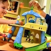 Огромный дом с качелями и горкой Tree fu tom adventure Castle Playset. Америка!
