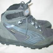 ботинки 37р Puma,Gore-tex