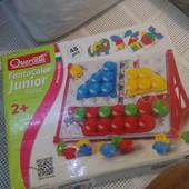 Супер классная и качественная мозаика для деток с 2 х лет!!!