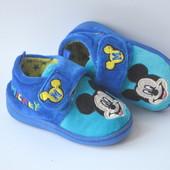 Тапки,тапочки Disney с Микки (23 размер)