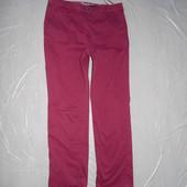 S-M-L, поб 46-48-50, укороченные яркие джинсы Marks & Spencer брючки стрейчевые бойфренды