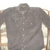 вельветовая рубашка  Timberland