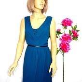 Платье с кружевной спинкой Oasis р M-L