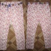 На 5-6 лет Шикарные штаны Hello Kitty девочке
