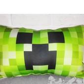 подушка детская  3 D картинка ниндзяго майнкрафт