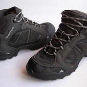 Треккинговые ботинки Quechua, р.40– 26см.