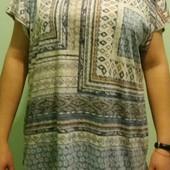 Женская футболка в этно-стиле C&A,XL