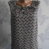 Блузка с отделкой Oasis в идеальном состоянии L - XL