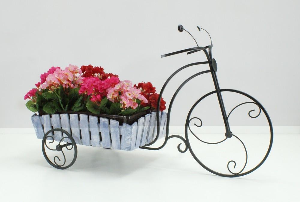Подставка для цветов Велосипед Кантри малый б/у, товары для дома в Киев, Украина. 30760619