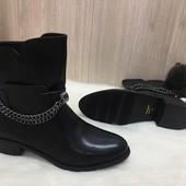 Ботинки женские в стиле  Hermes