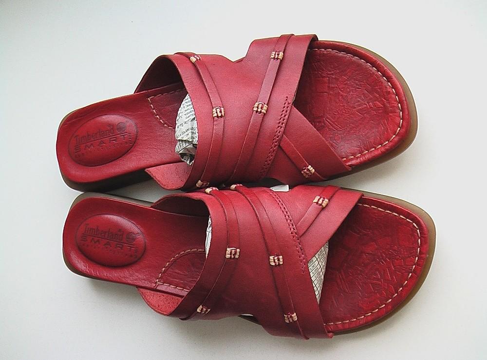 Timberland женские супер сандалии 39- 40 размера. на полную ногу! доставка 0 грн. фото №1