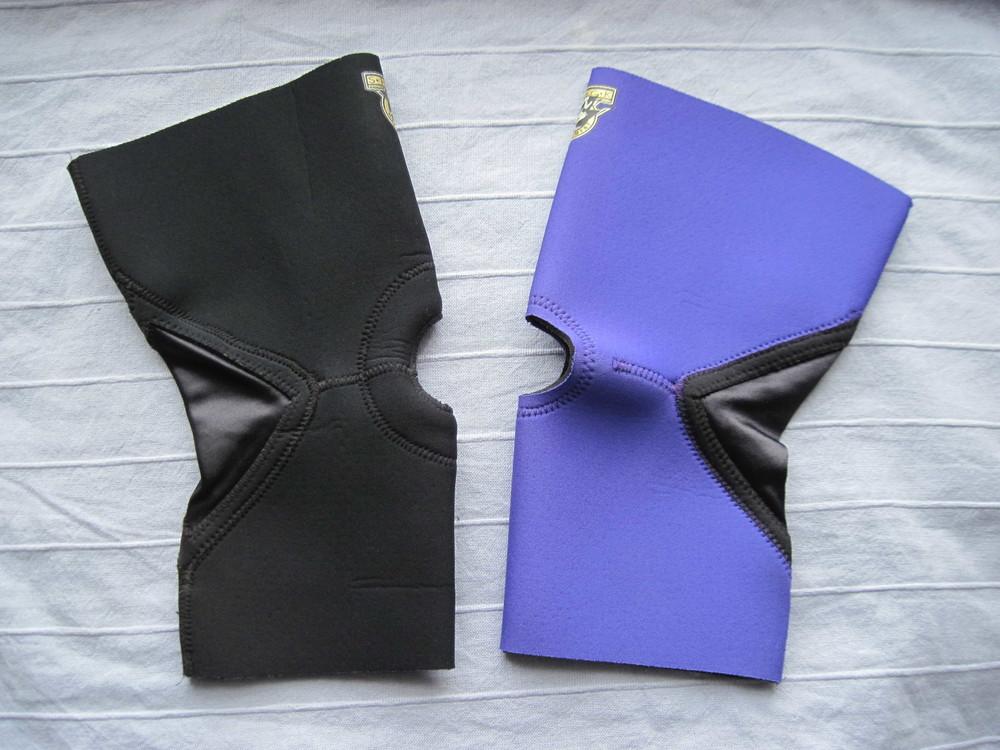 Shoсk Treatment (M) спортивные наколенники бандажи неопреновые фото №1