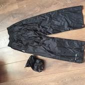 штаны, дождевик, непромокаемые Trespass 122-128 рост.