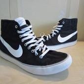 Кеды высокие Nike,р.40,5