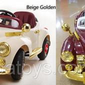 Детский электромобиль Buick ретро, пульт, надувные колеса