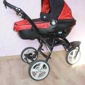 Детская коляска Chicco 2в1 в отличном состоянии!
