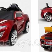 Детский электромобиль C1606 Красный