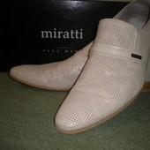 туфли от бренда Miratti