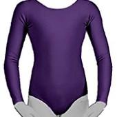 Купальник для гимнастики/танцев, трико, леотард, размер 26, Великобритания