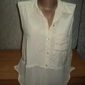 Блуза майка шифон