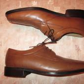 Туфли кожаные M&S Англия (состояние новых) р.45