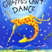 Giraffes can't Dance Giles Andreae книга на английском